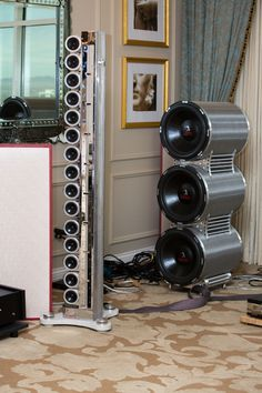 CES 2013: Scaena, Veloce and Kronos | Confessions of a Part-Time Audiophile