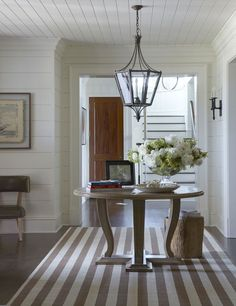Charleston beach house designed by Suzanne home design design interior room design house design interior design 2012 Sweet Home, Modern House Design, Modern Interior Design, Home Design, Wood Tub, Br House, Architecture Design, South Shore Decorating, Modern Homes