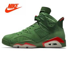 53ea31aa23354f NIKE AIR JORDAN Mens PRO Basketball Sport Shoes 6 Gatorade AJ6 Size US 8-11