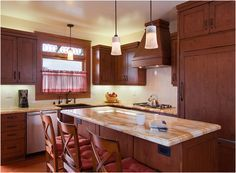 Sublime 50+ Amazing Spanish Mission Style Kitchen https://decoratoo.com/2017/07/13/50-amazing-spanish-mission-style-kitchen/ Since cabinets are a rather integral part of a kitchen, it's important to select those which complement the room general appearance.