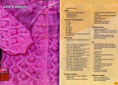 Blog By Day: Casaquinho rosa em Ponto Curvinha