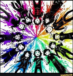 Read Sadstuck Headcannon from the story The Big Book Of Sadstuck by bakuhoe_catsuki (Bakugou katsuki) with reads. Homestuck Trolls, Homestuck Nepeta, Homestuck Characters, Homestuck Cosplay, Web Comics, Home Stuck, Davekat, And So It Begins, Find Picture