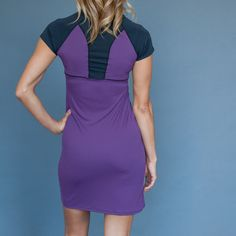 IT'S ALL ABOUT THE BACK. Getting back into shape after the holidays? Reward yourself with our DOWNTOWN DRESS! This is our most popular style and it's on sale now in LIMITED QUANTITIES so order yours today! https://www.indiegogo.com/projects/georgie-wear-activewear-inspired-skirts-dresses