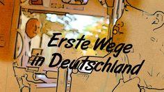 Deutsch üben - Miniserie – Erste Wege in Deutschland - Einstieg-Goethe-Institut
