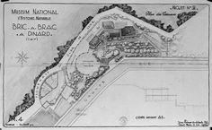Plan de la Villa Bric à Brac