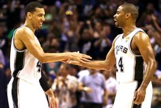 The San Antonio Spurs set an NBA record for most threes in a Finals game with 16, including 7 from Danny Green and 6 from Gary Neal, to blow out the Heat in Game 3, 113-77. #nba #nbafinals #nbafinals2013 #sanantonio #sanantoniospurs #spursnation #spurs #spursvsheat #timduncan #tonyparker #manuginobili #dannygreen #garyneal    www.stores.ebay.com/G-Sports-Enterprises
