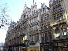 http://fashionpin1.blogspot.com - Shopping street the Meir