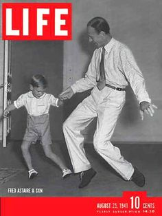 Life Magazine Cover Copyright 1941 Astaire And Son