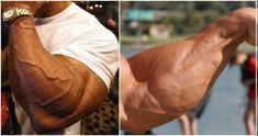 Build Massive Forearms With These Two Forearm Workout Routines If your goal is to build a complete, symmetrical physique, you simply can't allow yourself to avoid the forearms. Your forearms are a complex group of muscles composed of wrist extensors, wris Men's Health Fitness, Fitness Gym, Muscle Fitness, Fitness Tips, Mens Fitness, Forearm Training, Forearm Workout, Biceps Workout, Weight Training Workouts