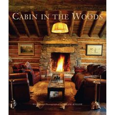 With rustic design soaring to new heights, Ralph Kylloe again sets out on a journey of exploration and seeks out original awe-inspiring rustic homes in his newest book, Cabin in the Woods. Both functi