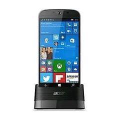 "ACER JADE PRIMO DUAL SIM + DOCKING STATION PACK 5.5"" HEXA CORE 32GB RAM 3GB 4G L"