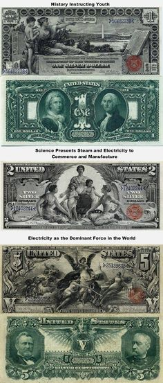 Old U.S. Currency