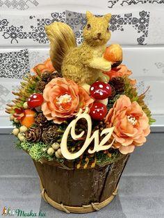Ikebana, Halloween Diy, Fall Decor, Planter Pots, Floral Wreath, Dream Catchers, Autumn, Table Decorations, Spring