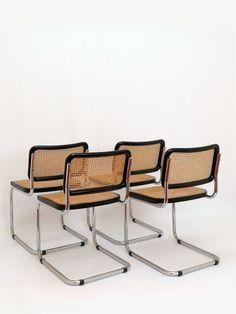 Sillas Cesca B32 - Decoración y Objetos Vintage   VOM Gallery