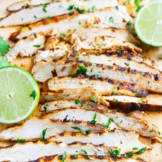 Taco Lime Grilled Chicken Recipe Main Dishes with taco seasoning, lime juice, skinless chicken breasts
