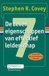 De zeven eigenschappen van effectief leiderschap - Stephen Covey