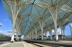 Oriente Railway Station | Oriente by robertschrader, via Flickr