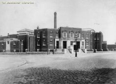 Levenshulme Baths Manchester Uk, Athens, Old Photos, Britain, Art Photography, England, Street View, Urban, History