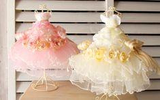 小さなミニドレスチュールタイプ Baby Girl Dresses, Cute Dresses, Flower Girl Dresses, Color Meanings, Frock Design, Wedding Fair, Special Dresses, Miniture Things, Diy Crafts For Kids