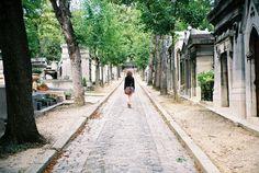 Pere Lachaise Cemetery, Paris very very unique cemetery