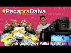 #PeçapraDalva #12 - Bolo de Milho coberto com Curau - Bruna Diogo Pereira - YouTube