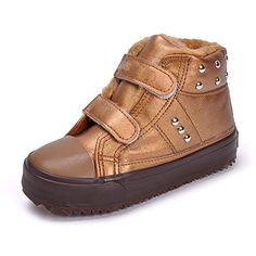 D.S.mor Toddler Little Kid Solid Color Lace Up Canvas Shoes High Top Fashion Sneakers