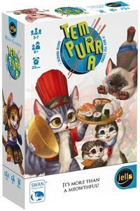 3-10 Players / 15 min. –– Tem-Purr-A on BoardGameGeek