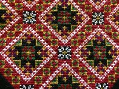 Cross Stitch Charts, Cross Stitch Patterns, Afghan Clothes, Hand Embroidery Stitches, Bohemian Rug, Christmas Sweaters, Belts, Decor, Hardanger