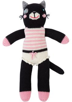 Perchance the cat - all the dolls are cute on this site!