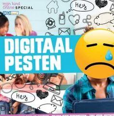 Brochure Digitaal pesten | Mijn Kind Online