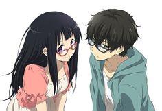 Nerds  #anime #animenerd #girlxboy #redxblue #red #blue #cosplay #cosplayer #animecosplay #animecouple #manga #mangacouple #animelover  #couple #kawaii #cutecouple #cuteanime #glasses #nerdcouple #mrred #msblue #art #sketch #draw #drawing