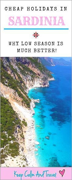 How to make the most of your Holiday in Sardinia spending less with my tips!   #Sardinia #holidays #cheap #travel #Italy via @https://it.pinterest.com/keepcalmkle/boards/