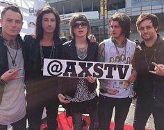 Asking Alexandria 2015