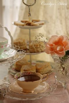 Aiken House & Gardens: Afternoon Tea