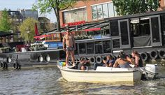 Amsterdam Canal Cruise: Read articles @ www.whattravelwriterssay.com