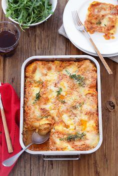 Lasagne napolitaines (deux recettes)