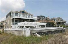 Carolina'cation Outer Banks Rentals | Ocean Sands - Oceanfront OBX Vacation Rentals