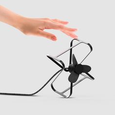 A design competition calls out to the global community of industrial designers to redesign the humble battery or USB powered desk fan.