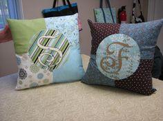 Free Sewing Pattern: Pimp My Pillow - I Sew Free