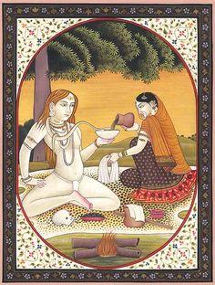 Шива, Господь Бханга..jpg (528×700)