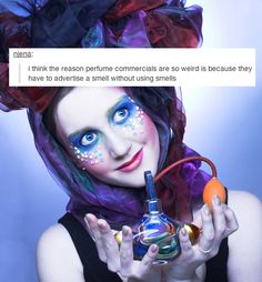 Perfume commercials   28 Everyday Things Tumblr Will Make You Question