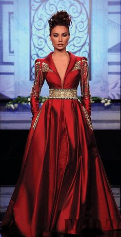 Randa Salamoun Fall/Winter 2009-10 Couture