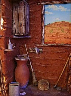 Miniatura de cozinha do cariri Paraiba, Earthship, Old Doors, Beautiful Architecture, Country Life, Brazil, Beautiful Homes, Nature Photography, Around The Worlds