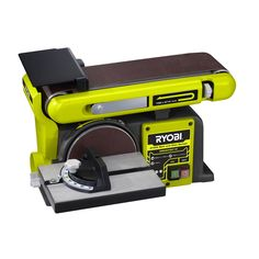 Find Ryobi 370W Belt and Disc Sander at Bunnings Warehouse. Visit your local store for the widest range of tools products.