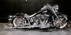2007 Harley Davidson Heritage Softail Deluxe Show Bike - Sold Vehicles - RonSusser.com