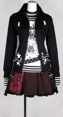 I love it so much! Punk Grunge FashionGothic