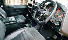Land Rover Defender Volcano Raptor 3.2 TDCi -