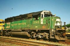 Vintage Trains, Milwaukee Road, Burlington Northern, Norfolk Southern, Train Pictures, Rock Island, Train Tracks, Rio Grande, Santa Fe