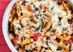 Vegetarisk pastagratäng1 | MåBra - Nyttiga recept