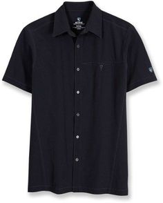KUHL Men's Renegade Shirt Carbon XL